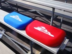 The Product - Happy Cheeks Bleacher Seats - Stadium Seat - Stadium Cushion - Bleacher Cushions