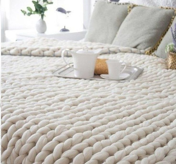 17 migliori idee su mantas tejidas su pinterest colchas for Mantas de lana hechas a mano
