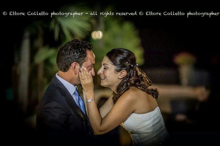 L'emozione..... ciò che di più difficile esista da raccontare!!!  Ettore Colletto - fotografo per matrimoni