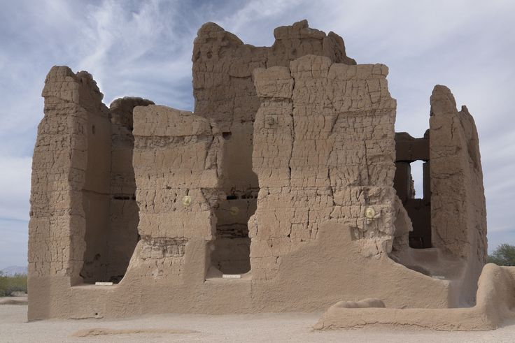 10 Archaeological Mysteries Of The United States Ruins