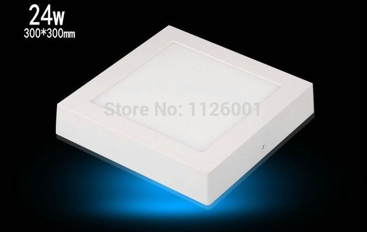 48.88$  Buy now - http://ali9xe.worldwells.pw/go.php?t=32451573038 - 2015 Painel Led Hot Sell 1 Pcs Lot Dimmable 0 100 % Square Surface Mounted Down Lights Advantage Products High Quality 48.88$