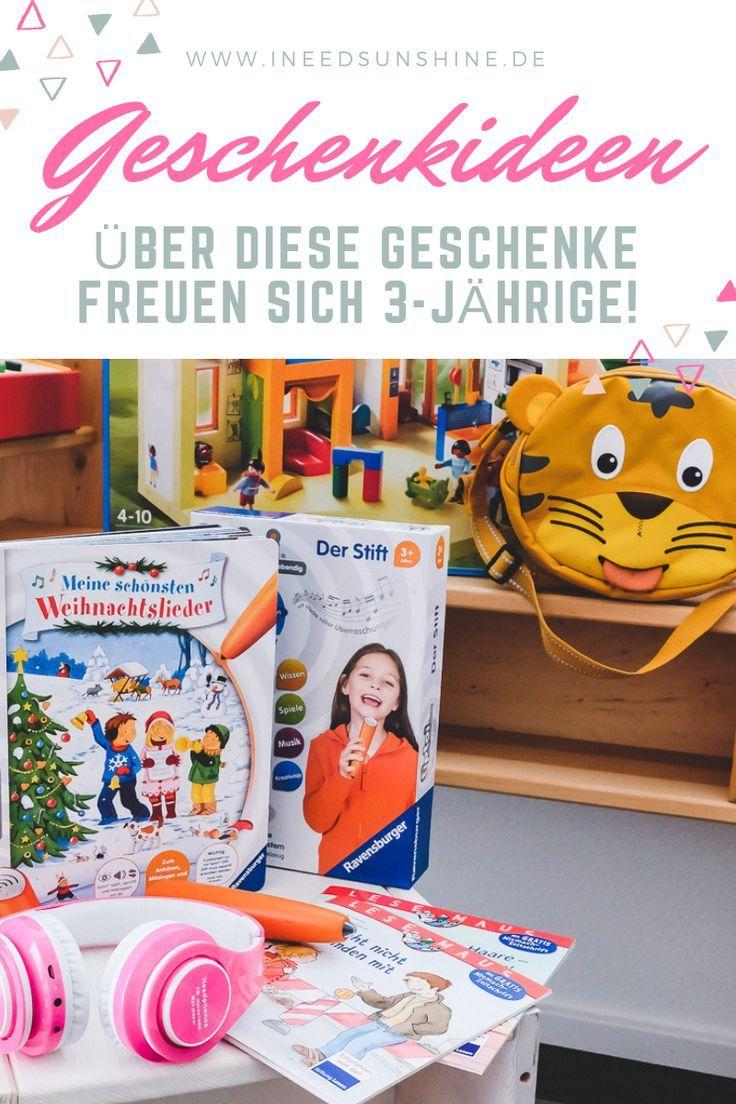 Geschenke Fur 3 Jahrige Madchen Jungen Was Lohnt Sich Wirklich Geschenke Fur 3 Jahrige Kinder 3 Jahre Geschenkideen Kinder