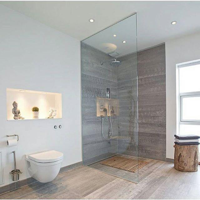 #bathroom #modern #interior #interiordesign #inspiration #instalike #modern #designinspiration #instadesign #homedecor #white #grey #wood