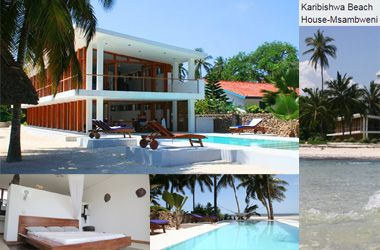 Karibishwa Beach House