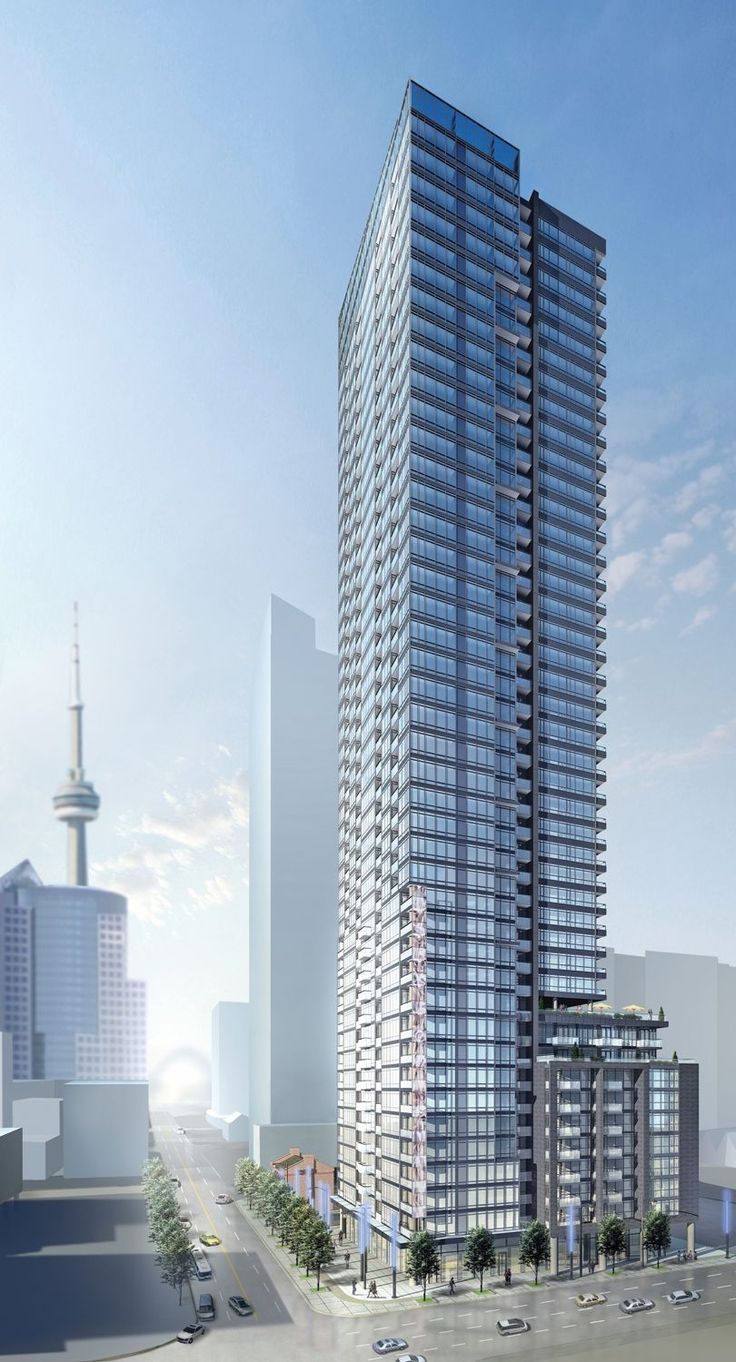 Rising to new heights in the heart of Toronto's Entertainment District!