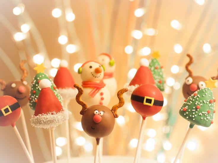 fresas con chocolate + navidad - Buscar con Google