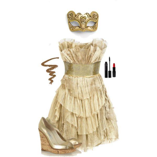 Masquerade..., created by ilyshelbi