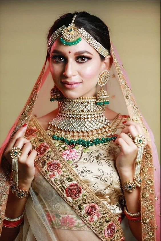 Indian Bridal Jewelry Trends 2019 Fashion Foody In 2019
