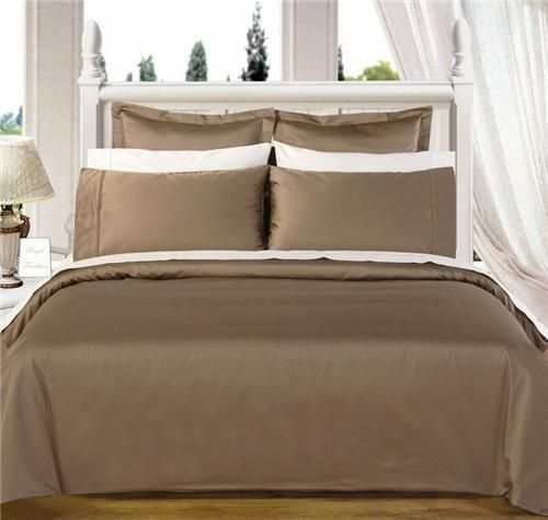 Taupe Olympic Queen Solid Bed In A Bag   $179.99 For $179.99 On