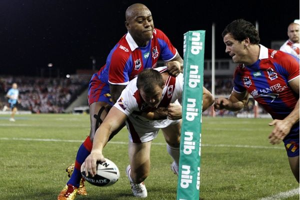 Brett Morris is AWESOME scoring this try.