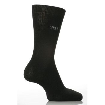 Elle Plain Natural Bamboo Socks (2 Pairs) Product Code:02B119000009