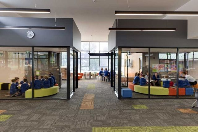 Josephite Learning Centre, TAS | Godfrey Hirst New Zealand Commercial