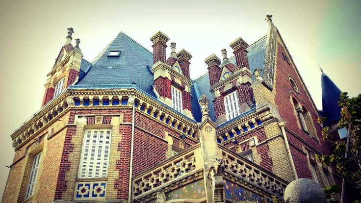 Not many places like these being built in any country. Thats one good reason to visit #Trouville, to appreciate the past and its emphasis on aesthetics and beauty.