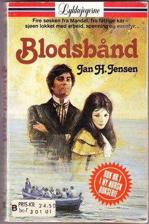 """""""Blodsbånd"""" av Jan H. Jensen"""