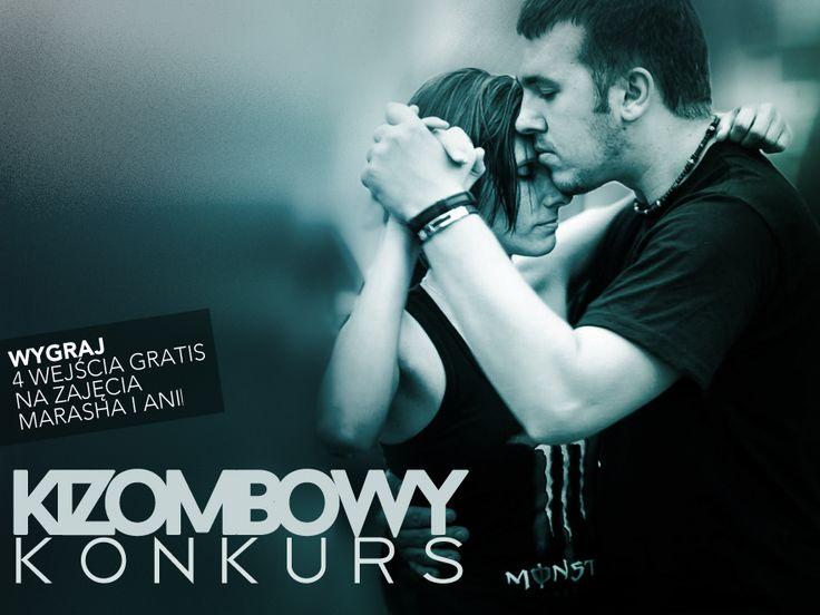 Kizombowy konkurs - 4 zajęcia GRATIS! http://salsalibre.pl/news/109577/kizombowy-konkurs-4-zajecia-gratis
