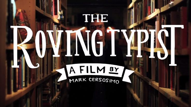 The Roving Typist (the True Story of a Hated Hipster Meme) - Christopher Hermelin is first and foremost a talented storyteller. He just so happens to tell his one-of-a-kind stories on a Royal Safari typewriter while roving New York City, trying to... : messynessychic  2/19/14