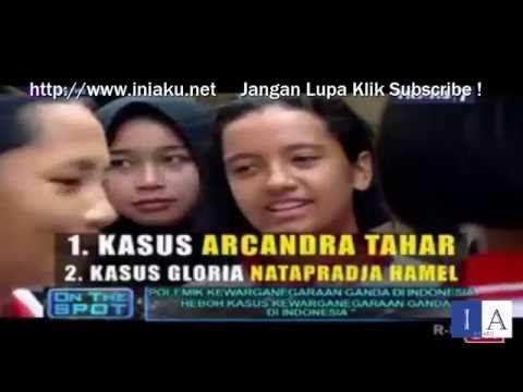 Polemik Kewarga Negaraan Ganda Indonesia