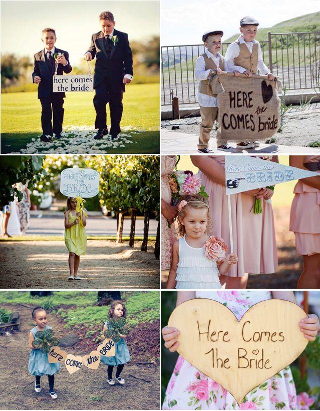 Faça você mesmo: lá vem a noiva