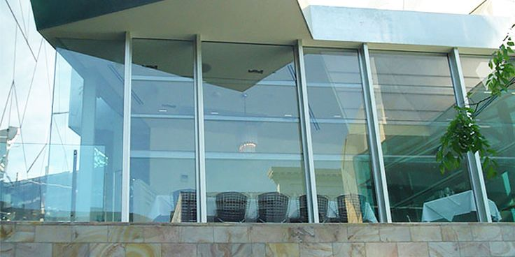 Sashless Windows
