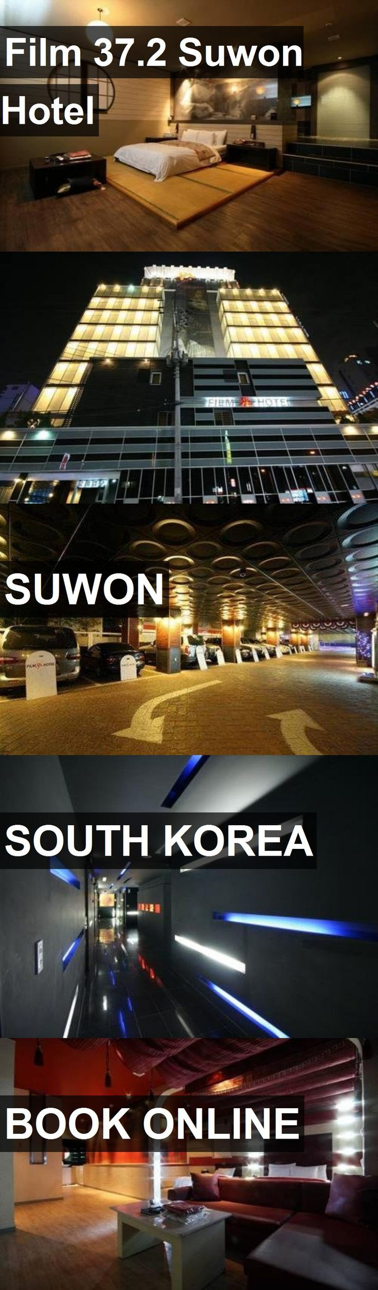 Film 37.2 Suwon Hotel in Suwon, South Korea. For more information, photos, reviews and best prices please follow the link. #SouthKorea #Suwon #travel #vacation #hotel