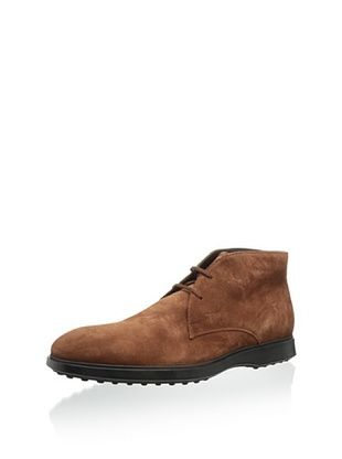 30% OFF Tod's Men's Casual Chukka Boot (Brown)