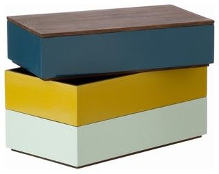 Amazing Tower Of Boxes   Modern   Storage Boxes   By Ferm LIVING
