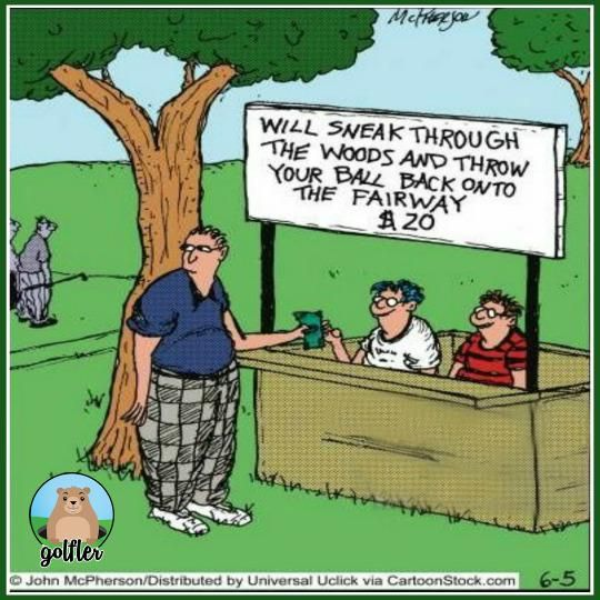 golf jokes funny humor quotes handicap bottom sayings puns bulk humour rock hilarious app clubs tips meme coolpun magazine