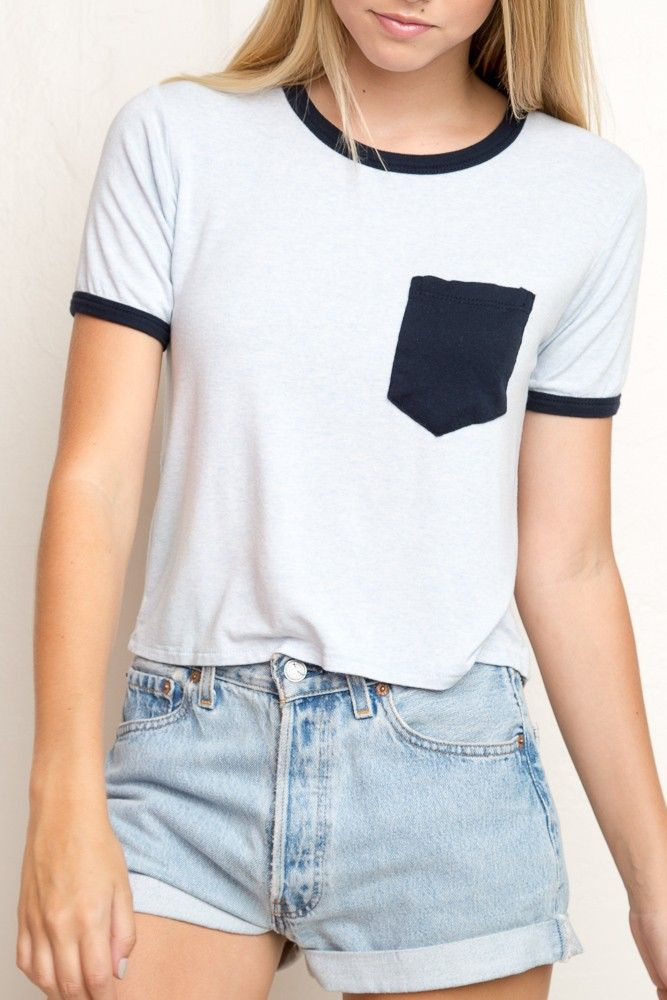 Brandy ♥ Melville | Arielle Top - Tops - Clothing