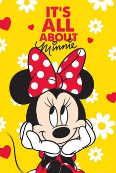 Here's a idea now I known Minnie hasn't been in her own movie so I think is a good idea to put her in her own movie & have it on DVD.