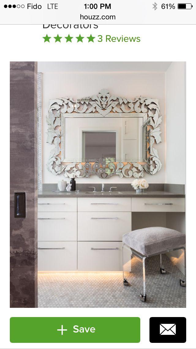 Sink plus vanity. Would be better if the vanity table is longer