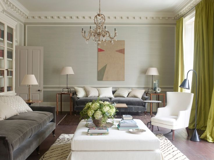 4 Gorgeous Interiors By Rose Uniacke Studio Ltd.