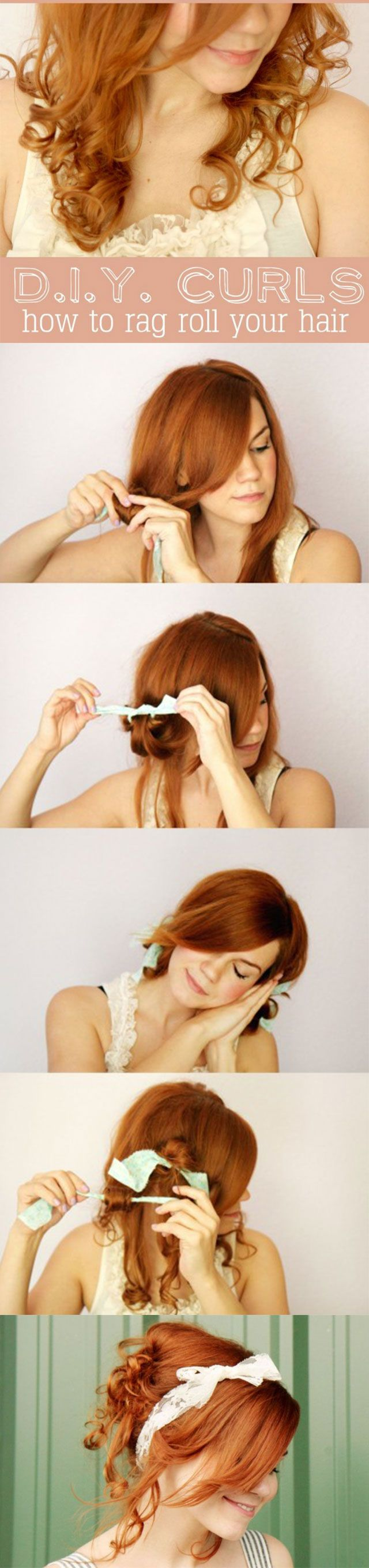 DIY! Your Step by Step for the Best Cute Hairstyles