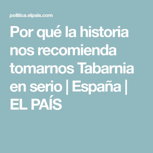 Por qué la historia nos recomienda tomarnos Tabarnia en serio | España | EL PAÍS