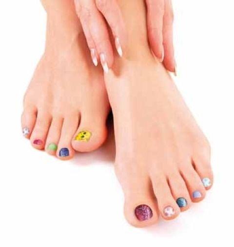 Rimedio efficace da un fungo di unghie e piedi di gambe