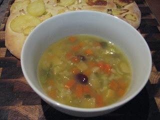 Real Meals: Fine Vegie Soup (2)