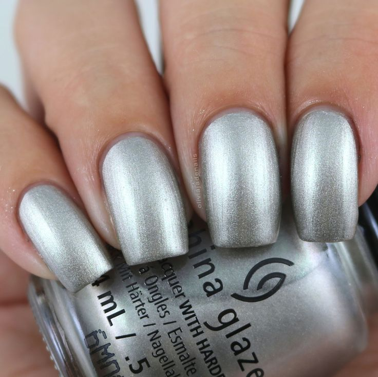 China Glaze It's A-Boat Time swatched by Olivia Jade Nails