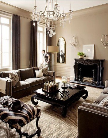 Best Images About Black And Cream Living Rooms On Pinterest. Ideas ...