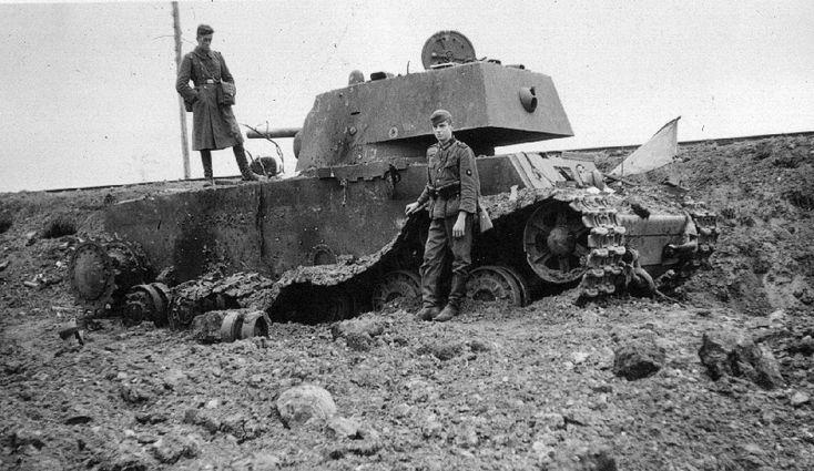 Kowno Panzerschlacht 1941 01 (RaBoe) - Operation Barbarossa