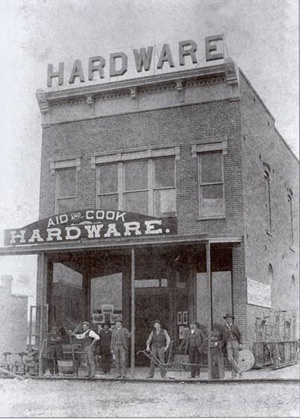 Historic Hardware store in  West Plains, Missouri - Bing Images