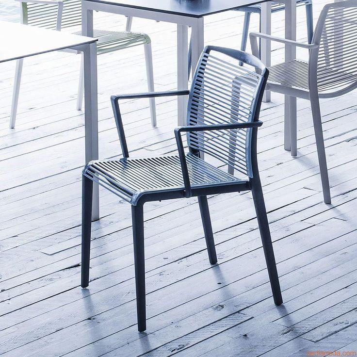 Die besten 25+ Modern outdoor dining chairs Ideen auf Pinterest - moderne esszimmermobel design ideen
