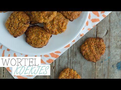 Filmpje: Wortelkoekjes (Carrot Cake Cookies) - Brenda Kookt!