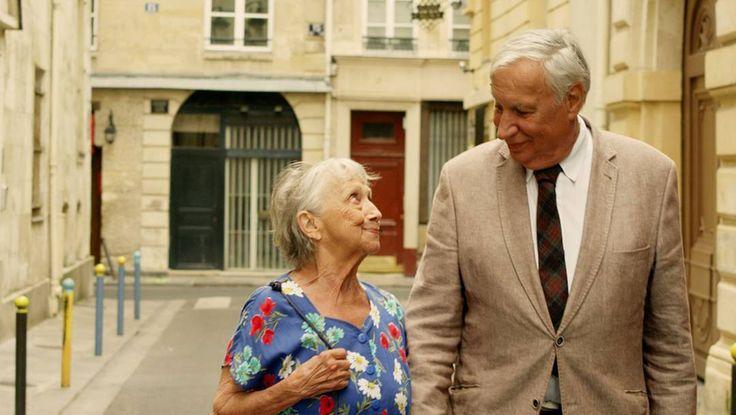 #Agora #Cinema #Curta #Amor //14 JUILLET - 16H51 - SEM LEGENDAS  Ao longo das perambulações parisienses de Madeleine e René um casal de octogenários os sentimentos se misturam e as emoções ressurgem.