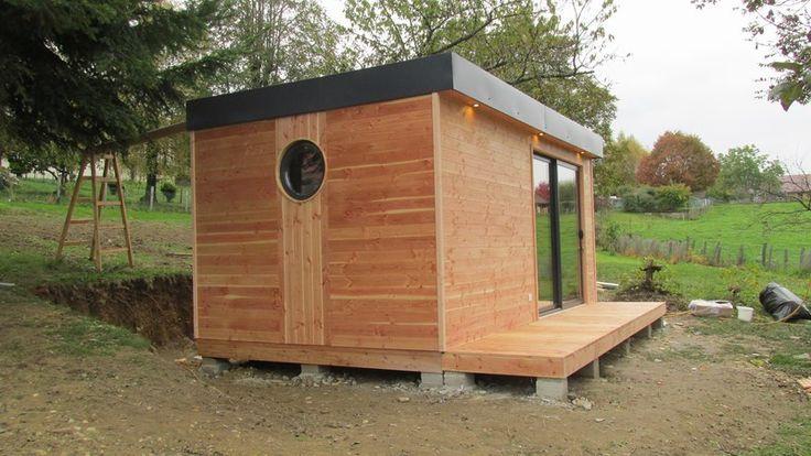 Fabricant de chalet en bois et hébergement insolite