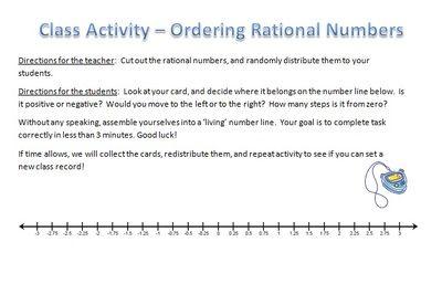 Rational Number Help