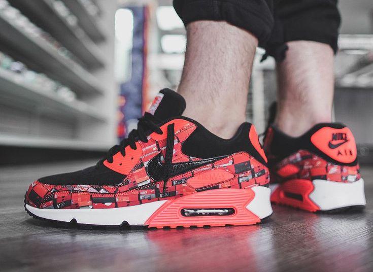 Nike Air Max 90 | Chaussure nike homme, Chaussures nike ...