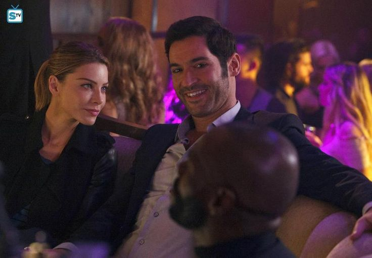 Lucifer - Episode 1.09 - A Priest Walks Into A Bar - Promo Promotional Photos & Press Release Updated