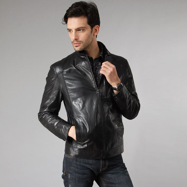 fashion-new-Men-s-genuine-leather-jacket-