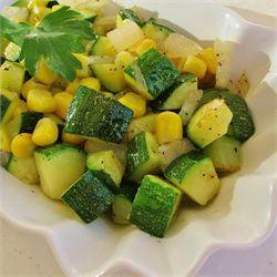 ... recipes on Pinterest | Zucchini, Stuffed zucchini and Succotash recipe