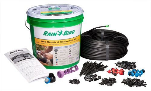 Rain Bird DRIPPAILQ Drip Irrigation Repair and Expansion ...