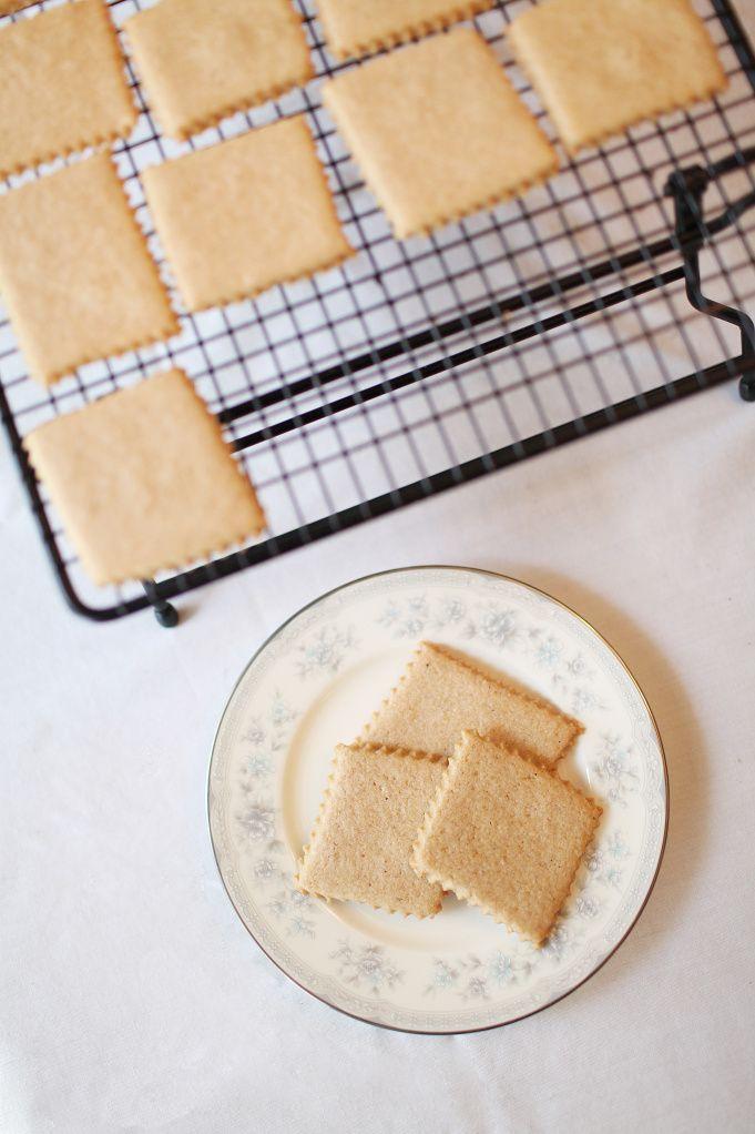 Shrewsbury Cakes: An Elizabethan Cookbook (Photo by @Scot Woodman)